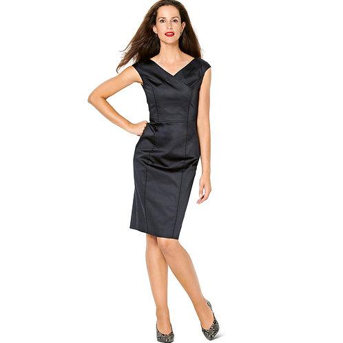6236 Fitted Dresses Burda Pattern