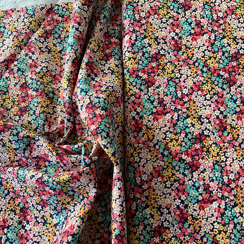 Moda Regent Street Mixed Small Ditsy Lawn 100% Cotton Fabric