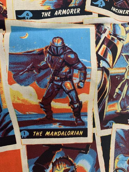 Mandalorian Fabric