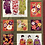 Thumbnail: Clearance Fabric oriental panel