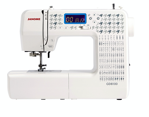 Janome GD8100 Sewing Machine