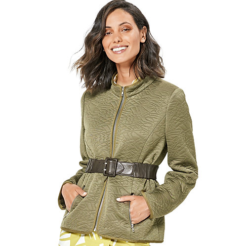 6337 Quilted Jacket Burda Pattern
