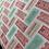 Thumbnail: Dumbo Tickets 100% Cotton Fabric