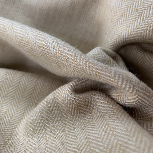 Herringbone Cotton Flannel Yarn Dyed Fabric
