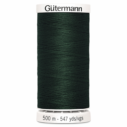 DARK FOREST GREEN 742 Sew All Thread 500m