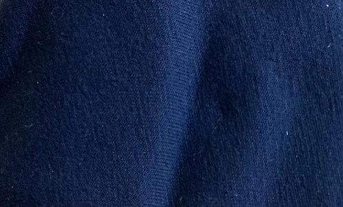 Navy Blue Jersey Stretch Fabric