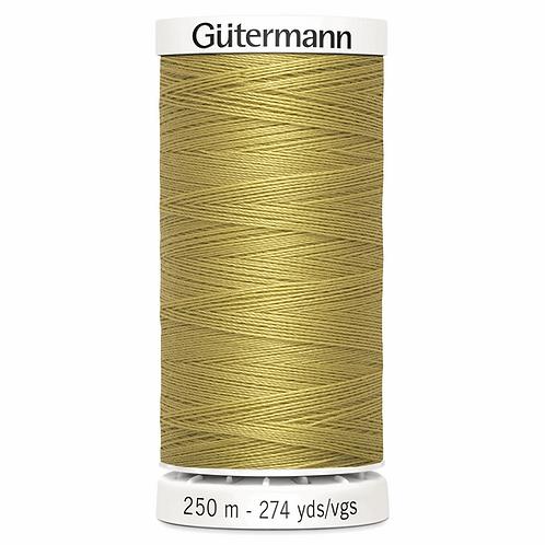 OCHRE MUSTARD 893 Sew All Thread 250m