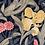 Thumbnail: May Morris Iris 100% Cotton Fabric