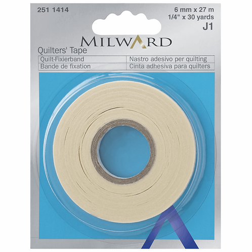 Quilters Tape: 6mm x 27m
