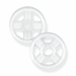 10mm Transparent Clear Snap Fasteners