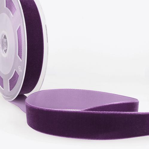 Purple 7mm Ribbon by the metre