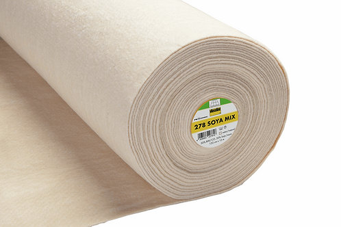 "Soya Mix Natural Wadding 152cm/60"" wide"