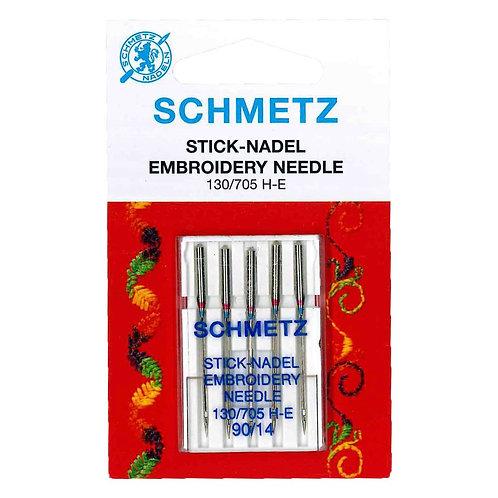 Embroidery Needle Schmetz 90/14 Sewing Machine