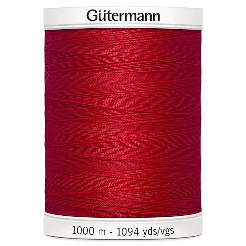 RED 156 Sew All Thread 1,000m