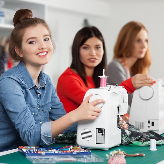 Absolute Sewing Machine Virgin WORKSHOP