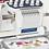 Thumbnail: Brother PR1055X SEMI-PRO Embroidery Machine