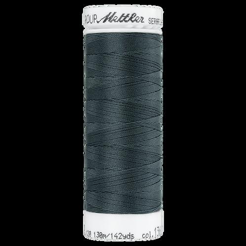 Seraflex Elastic Stretch Mettler Thread 130m WHALE GREY