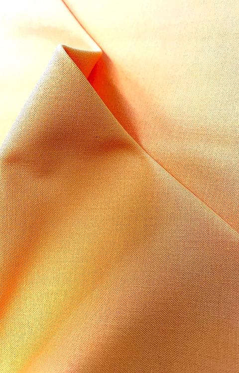 Sunshine Yellow 100% Plain Cotton Fabric