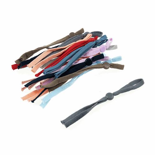 Adjustable Mask Elastic ties MIXED COLOURS