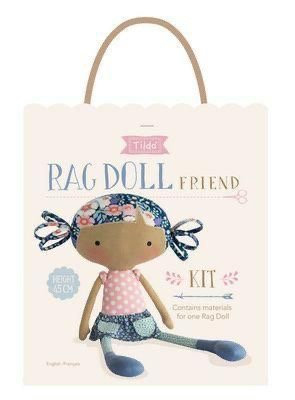 Tilda Rag Doll Kit