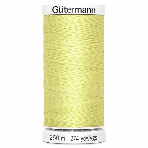 YELLOW 578 Sew All Thread 250m
