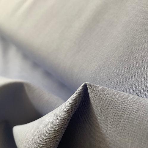 Chambray Blue 100% Plain Cotton Fabric