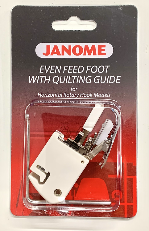 Even Feed Walking Foot for Janome Sewing Machine