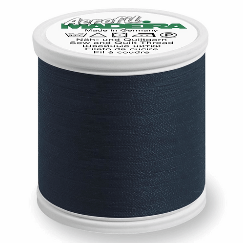 Dark Indigo 8965 Madeira Sew All Thread 100m