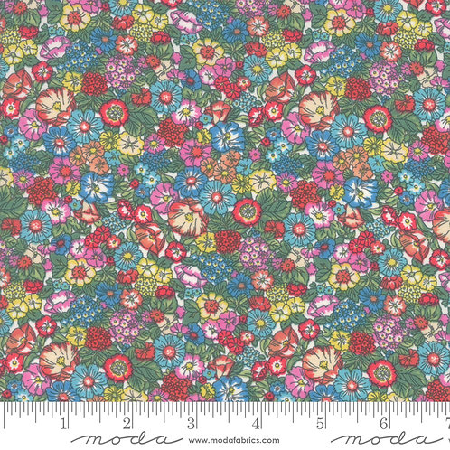 Moda Regent Street 'Hampton Court' Lawn 100% Cotton Fabric