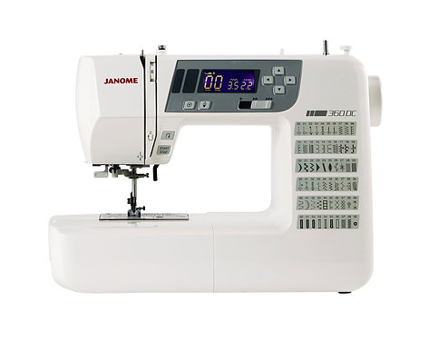 Janome 360DC Sewing Machine