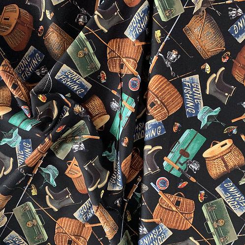 Fishing Fabric