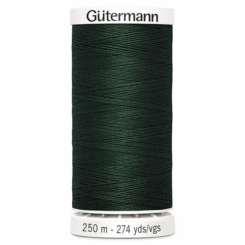 DARK FOREST GREEN 472 Sew All Thread 250m