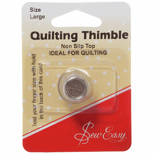Large Quilting Thimble