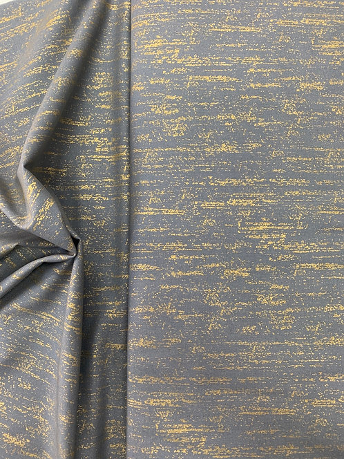 RSS Grey/Gold Brushed by Sarah Watts
