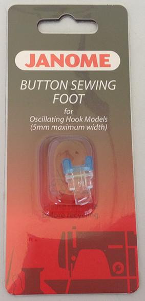 Button Sewing Foot for Janome Sewing Machine