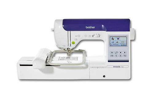 Brother inn-is F480 Sewing & Embroidery Machine