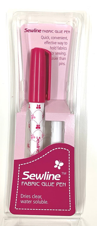 Fabric Glue Stick Pen by Sewline