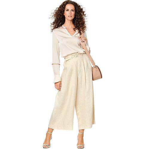 Burda Style Pattern 6226 Culotte Pants & Bermuda Shorts