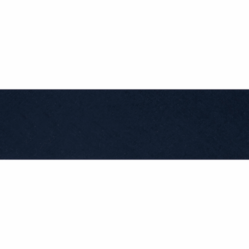 Navy 25mm Bias Binding
