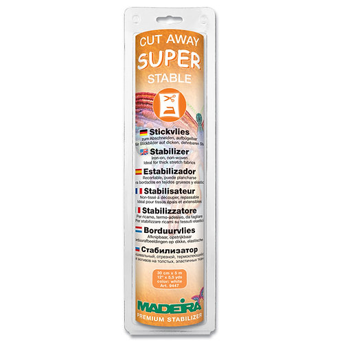 Stabiliser Cut-A-Way SUPER STABLE White