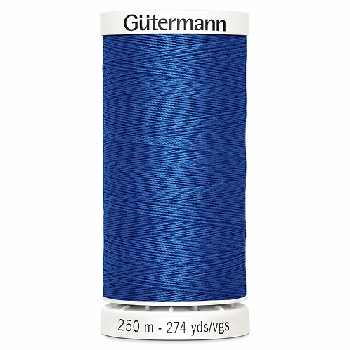 ROYAL BLUE 322 Sew All Thread 250m