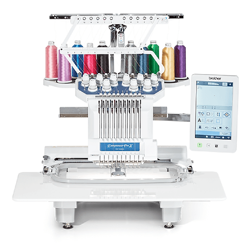 Brother PR1055X SEMI-PRO Embroidery Machine