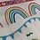Thumbnail: Stuart Hillard Balloons & Rainbows 100% Cotton Fabric