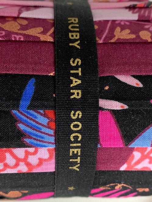 RSS Air Flow Junior Jelly Roll 100% Moda Cotton Fabric