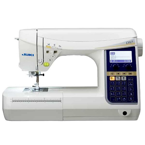 Juki DX7 Sewing Machine