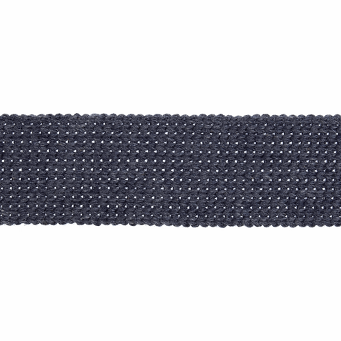 Denim Blue 30mm Cotton Webbing Strapping Tape