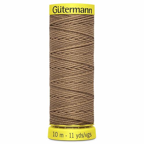 Shirring Elastic Thread Nude