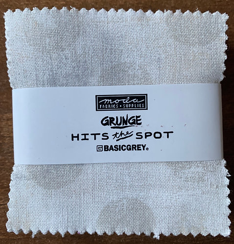 Grunge Hit The Spot, Moda Mini Charm Fabric Pack