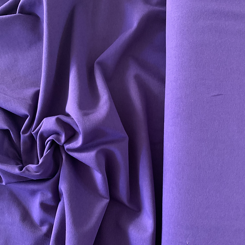 Purple Jersey Stretch Fabric