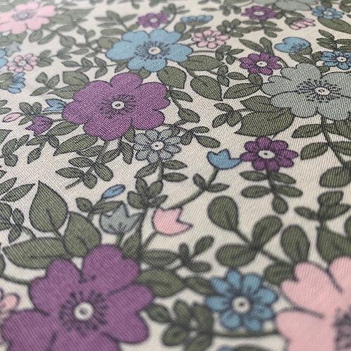 Rampling Wild Roses 100% Cotton Poplin Fabric